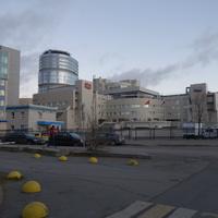 Больница имени В.А.Алмазова.