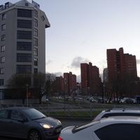 Парашютная улица.