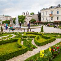 Парк Мирабель (Mirabellgarten)