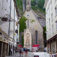 Церковь Loretto Geistliches Zentrum St. Blasius (ул. Bürgerspitalpl. 2)