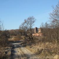 Дорога к д. Ирошниково
