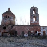 Церковь Казанской иконы Божией Матери в Ирошникове