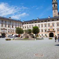 Площадь у церкви св. Петра