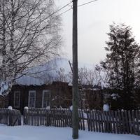 Деревня Ерёмино.