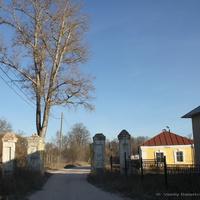 Ворота усадьбы Воронцовых-Дашковых в Андреевском