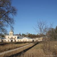 Усадьба Воронцовых-Дашковых в Андреевском