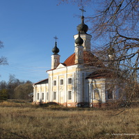 Церковь  Андрея Первозванного в Андреевском