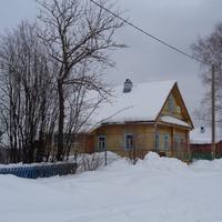 Деревня Ерёмино. Дом,в котором я живу.