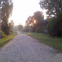 Деревня Ерёмино. Раннее утро.
