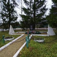 Беседа, Памятник Лужскому рубежу