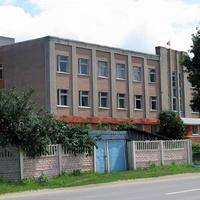 Административное здание на улице Октябрьской