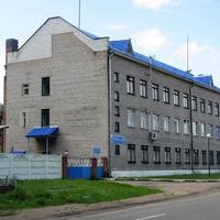 Здание местного главпочтампта