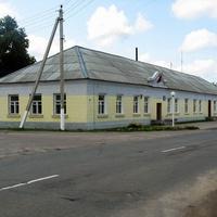 Здание Быховского МЧС