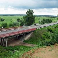 Мост через ров оборонительных укреплений города