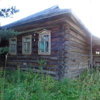 Деревня Федово. Старинный дом,ему 160 лет.