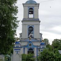Церковь  Святой Троицы  до реставрации.