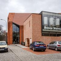 Пивоварня Browar Warmia