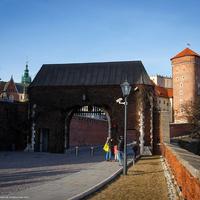 Бернардинские ворота