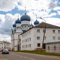огоявленский монастырь