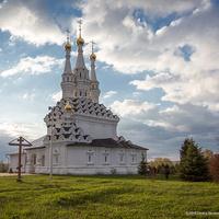 Церковь Одигитрии Смоленской в Иоанно-Предтеченском монастыре