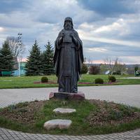 Памятник основателю монастыря Преподобному Герасиму Болдинскому