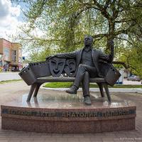 Памятник Анатолию Дмитриевичу Папанову