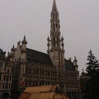 Брюссель, рыночная площадь