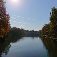 Варшава Дворец на воде