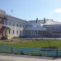 Пижемская школа.Село Замежная