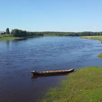 Река Пижма