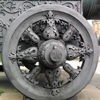 Колесо Царь-пушки