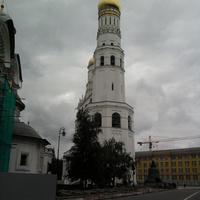 Москва  Колокольня Ивана Великого и Царь-колокол
