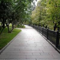 Москва Тайницкий сад