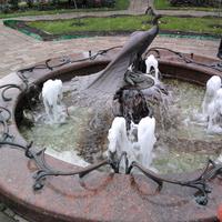 Фонтан в Тайницком саду