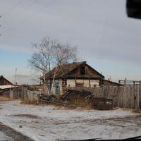 Старый дом.