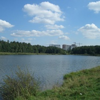 Сталинский пруд