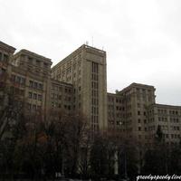 Главное здание Харьковского Национального Университета им. В. Каразина