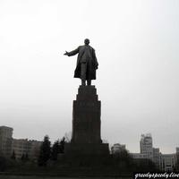 Памятнмк Ленину