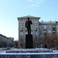 Памятник Серго Орджоникидзе