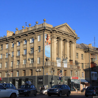 Жилой дом на проспекте Ленина