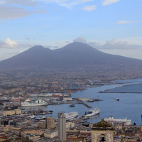 Панорама Неаполя