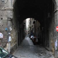 Улочка города