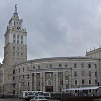 Здание Управления ЮВЖД (проспект Революции, 18)