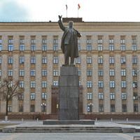 дание администрации Воронежской области (Дом Советов)
