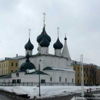 Церковь Спаса-на-Городу