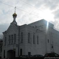 Храм Знамения Богоматери