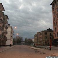 Частный сектор Грозного