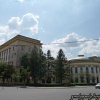 Здание администрации Липецкой области