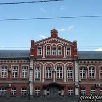 Здание Департамента Культуры
