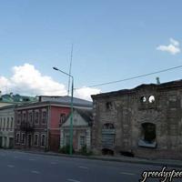 Дореволюцеонный квартал города